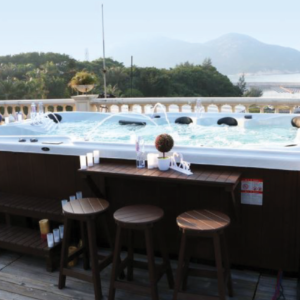 Outdoor Party Spa (V-1101 10 Seater)