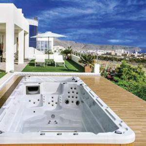 Outdoor Swim Spa (V-1201)