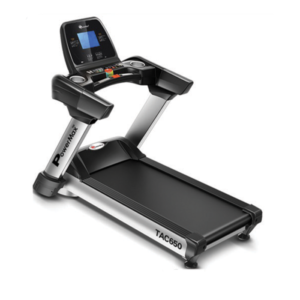 Powermax Fitness TAC-650 Semi-Commercial Motorized AC Treadmill
