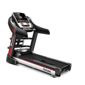 Power Max Motorized Treadmill-New 2 HP Multifunction -TDA-260