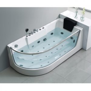 Acrylic Massage Bathtub (V-101)