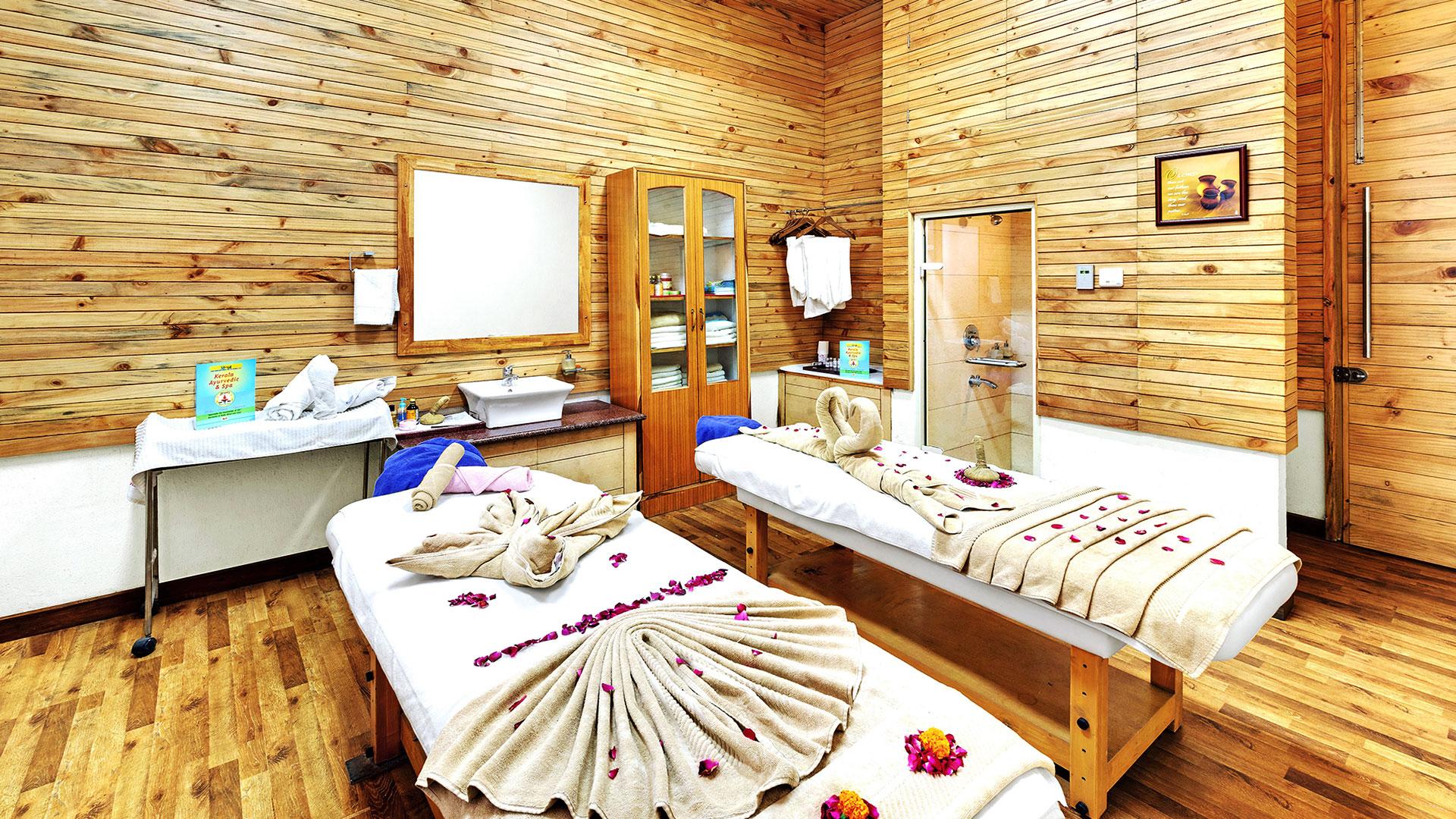 Massage bed -Verdure Wellness