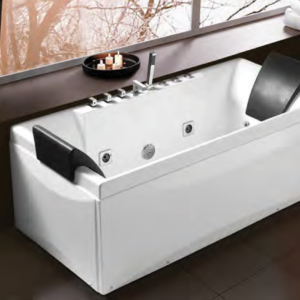 Massage Bathtub with Three Sided Panels (V-206)