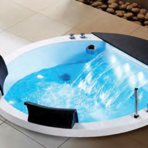 Embedded Acrylic Bathtub (V-208)