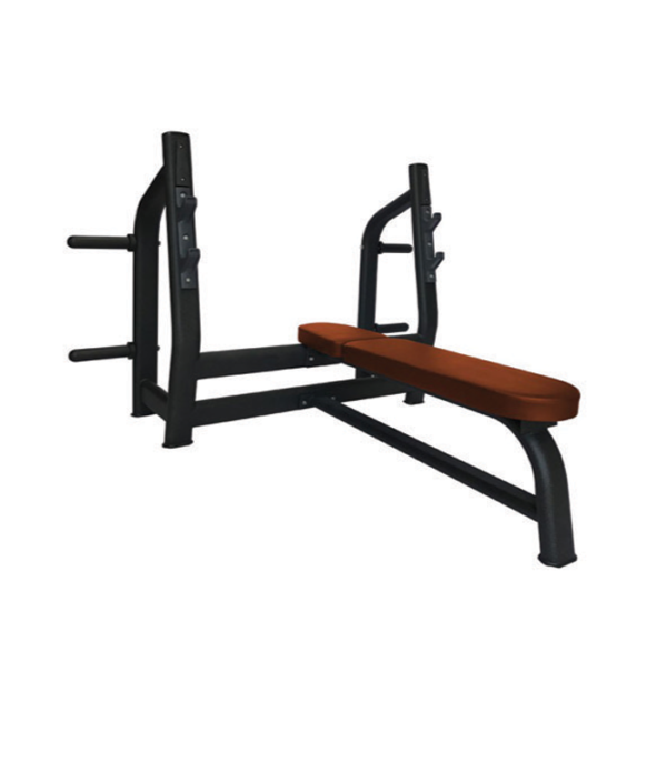 Flat bench in Gym - Verdure Wellness