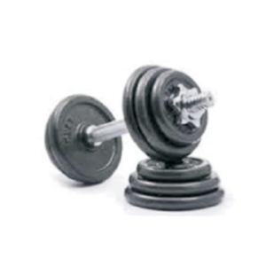 Dumbells Adjustable Plate Type