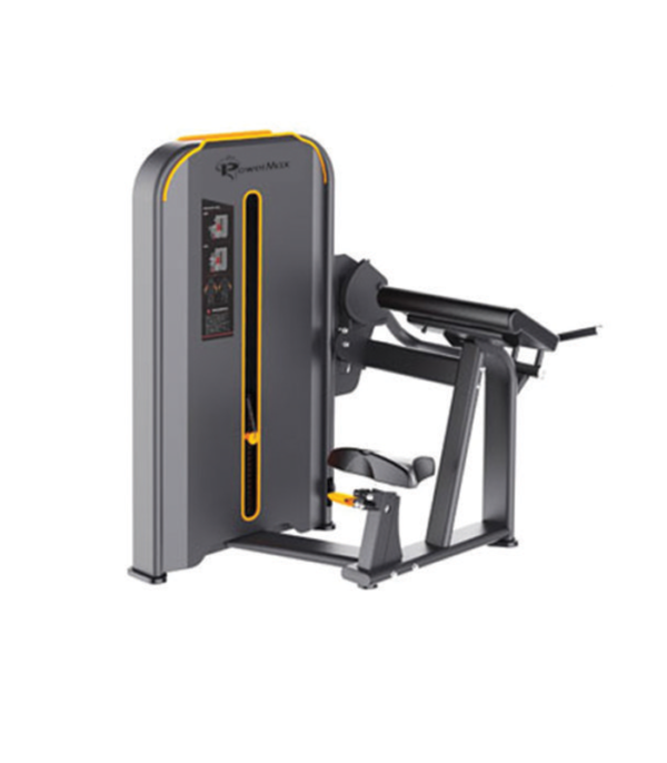 Shoulder Press Equipment in Gym - Verdure Wellness