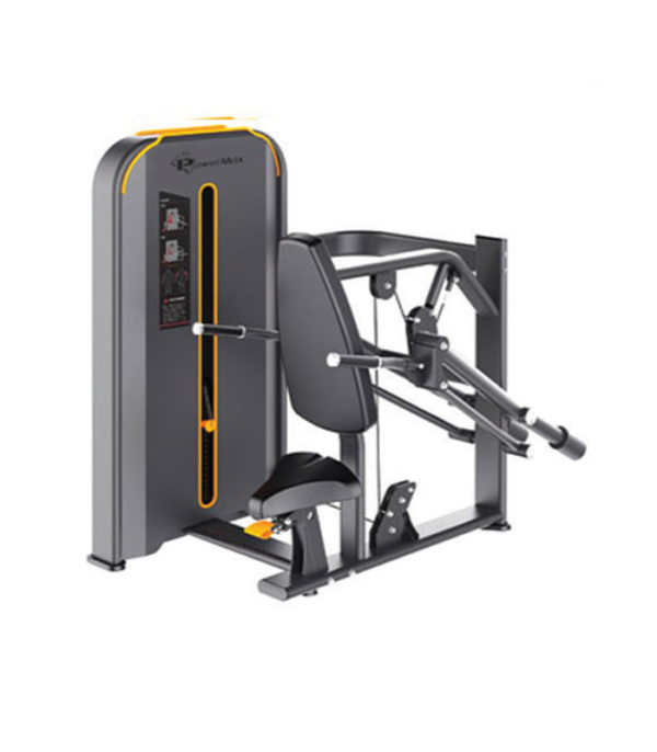 Tricep Machine in Gym - Verdure Wellness