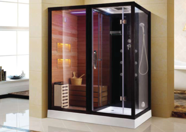 Sauna Steam Cubicles - Verdure Wellness