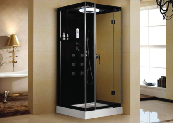 Steam Shower Cubicles - Verdure Wellness