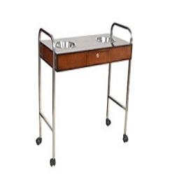 Manicure Table for Salon- Verdure Wellness