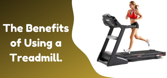 Top 5 Health Benefits of Using a Treadmill on Regular Basis