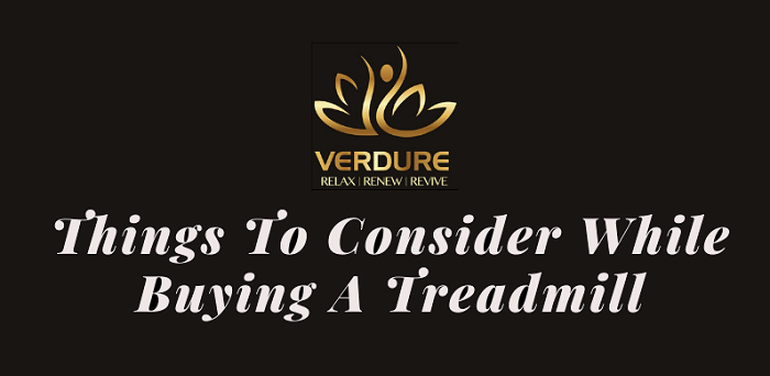 What You Must Consider Before Buying a Treadmill - Infogrpahic