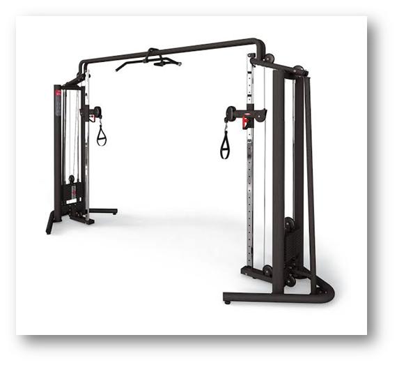 Adjustable cable machine - Verdure Wellness